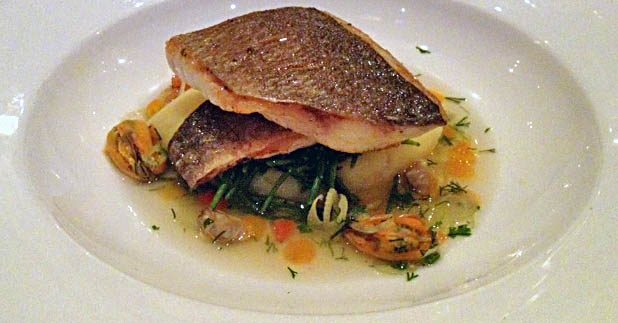 Humphry's Restaurant review stoke fish