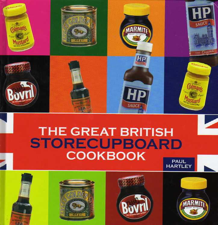 cookbook review Great British Storecupboard Cookbook