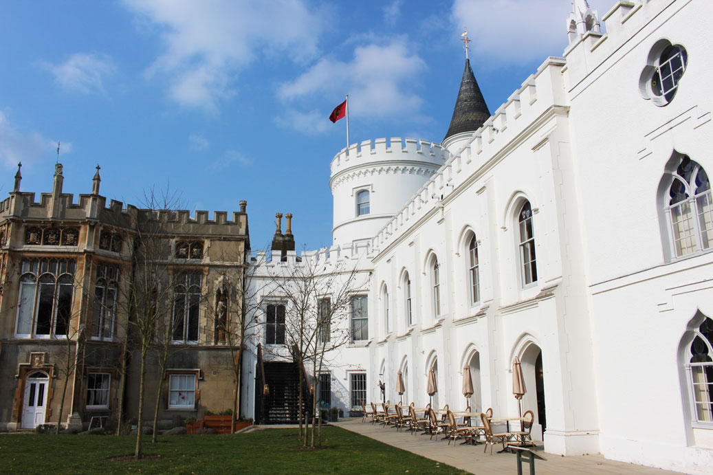 Strawberry Hill House – Former grandeur restored – travel review