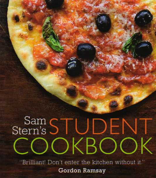 Student Cookbook by Sam Stern – review