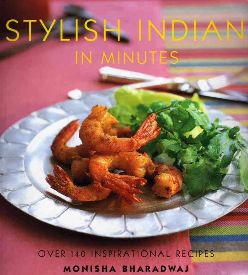 Stylish Indian in Minutes by Monisha Bharadwaj – review