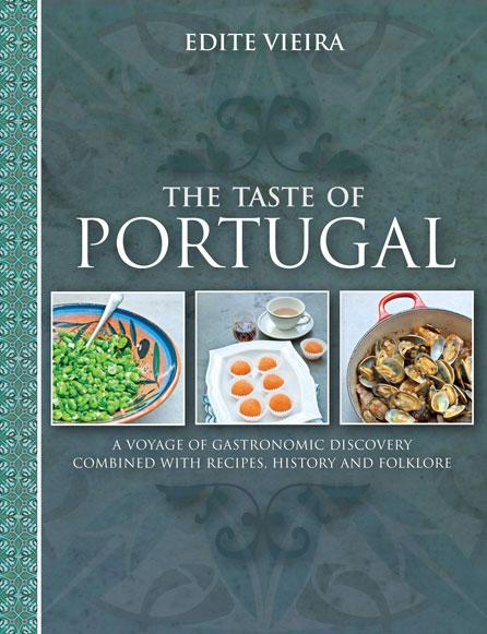 The Taste of Portugal by Edite Vieira – review