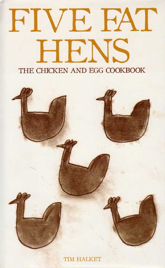cookbook review Five Fat Hens