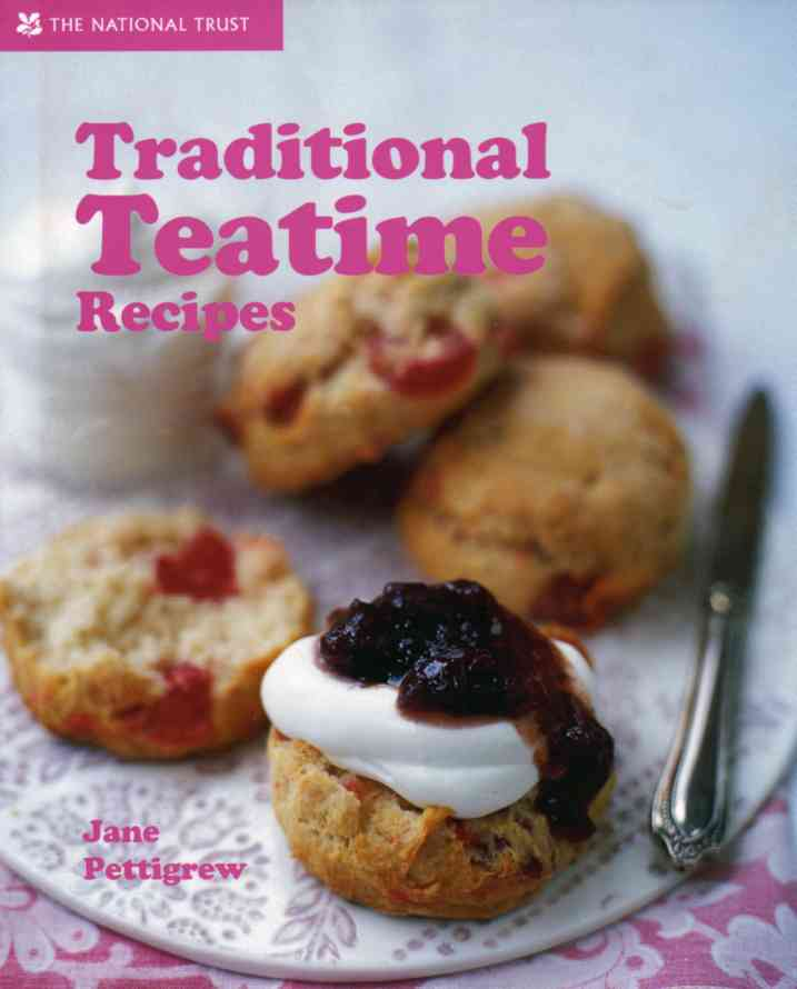 Traditional Teatime Recipes by Jane Pettigrew – review