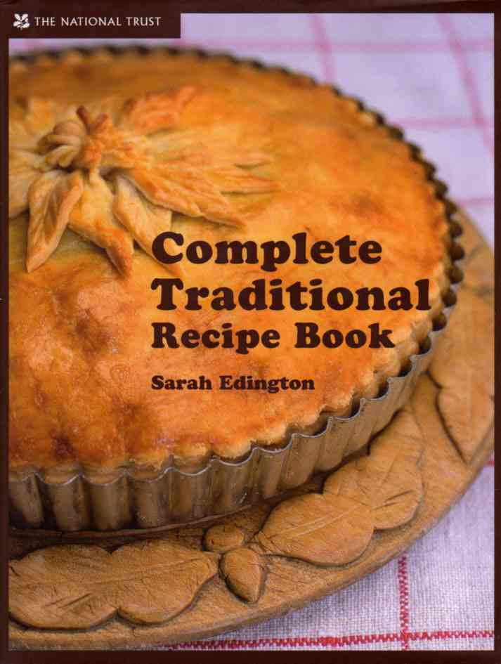 The Complete Traditional Recipe Book by Sarah Edington – review