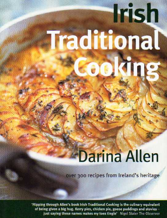 Irish Traditional Cooking by Darina Allen – review
