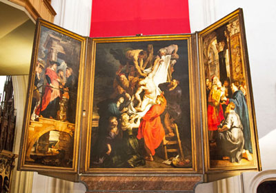 flanders triptych