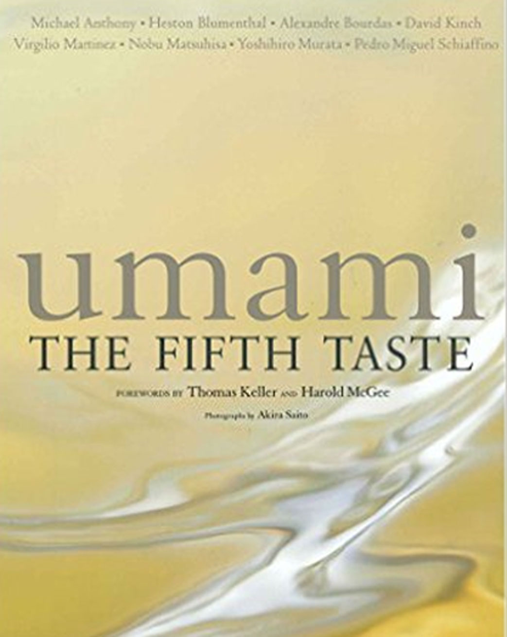 Umami: THE FIFTH TASTE – guidebook review