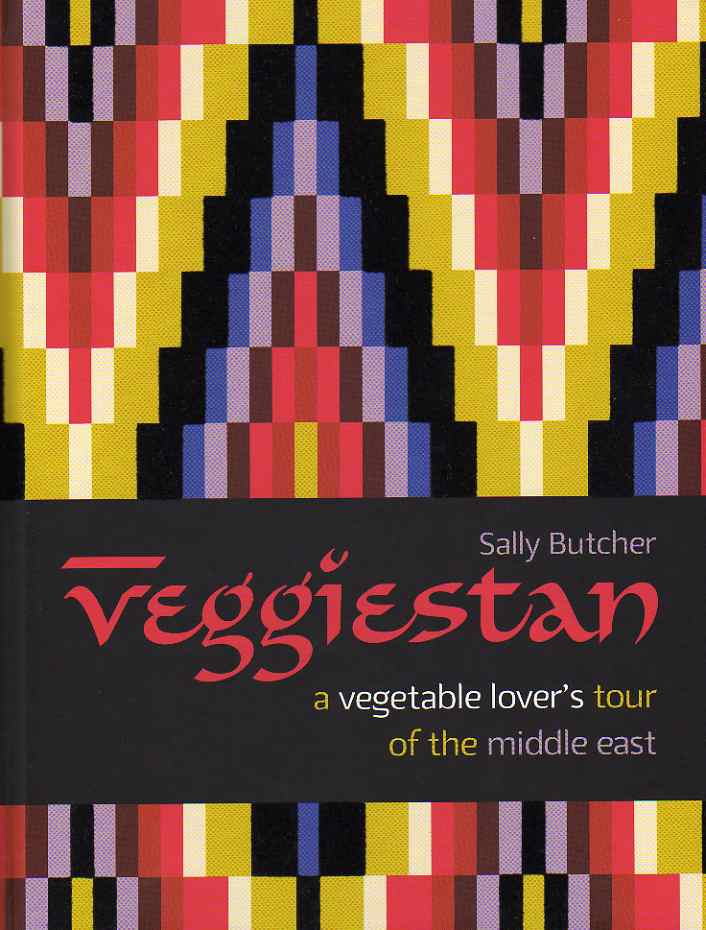 Veggiestan by Sally Butcher – review