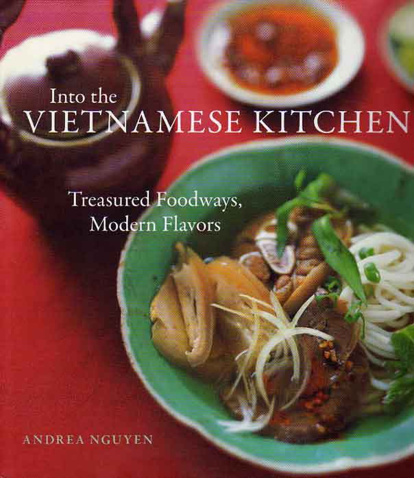 Into the Vietnamese Kitchen by Andrea Nguyen – review