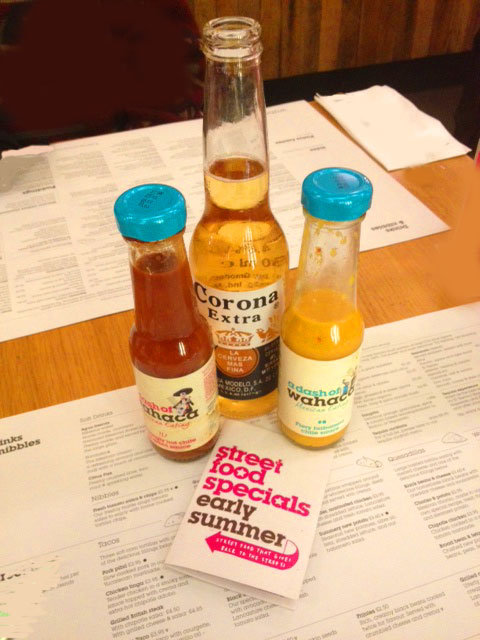 Wahaca – Chandos Place, Covent Garden – restaurant review
