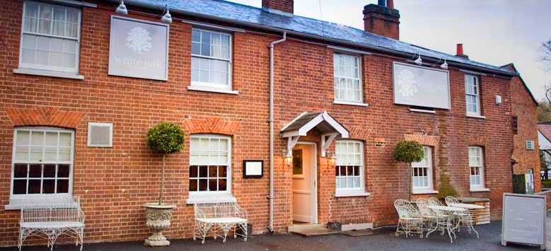 Clive Dixon at The White Oak in Cookham – restaurant review