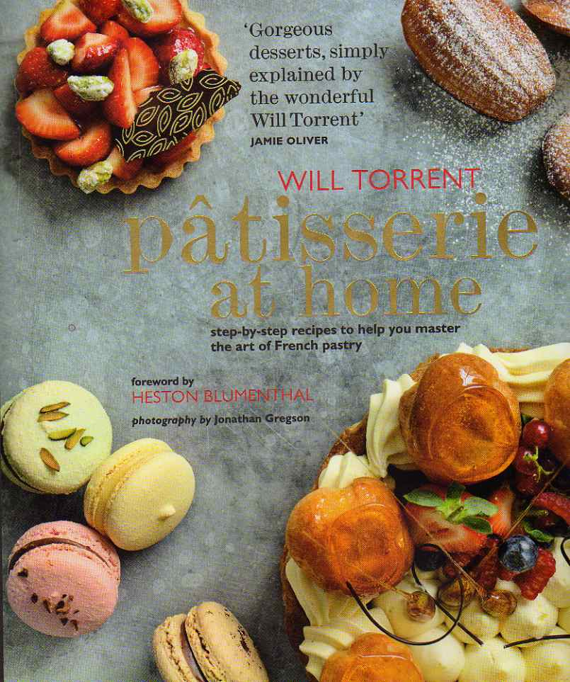 cookbook review Patisserie at Home