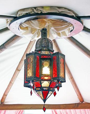 Wulumuchi lamp