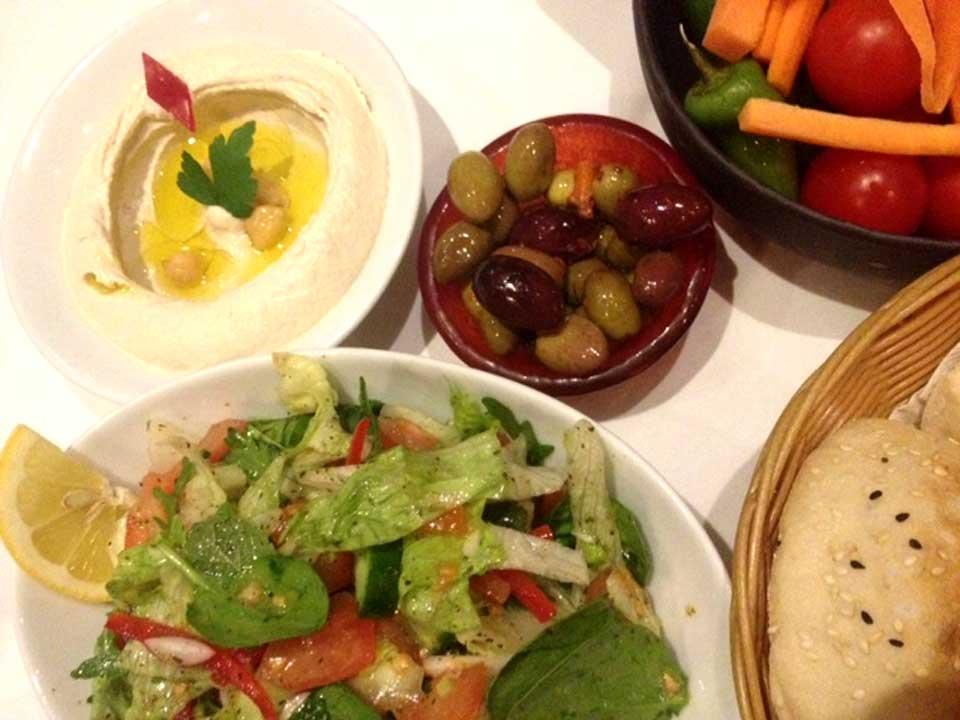 Yamal Alsham, Knightsbridge – restaurant review