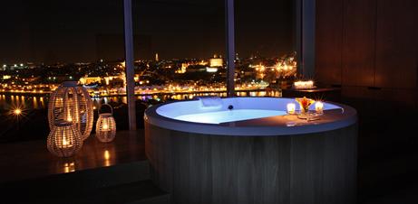 The yeatman hotel pool