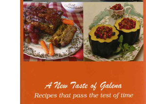 A New Taste of Galena – community cookbook – review
