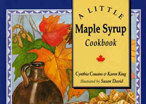 A Little Maple Syrup Cookbook by Cynthia Cousins – review