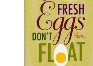 Fresh Eggs Don't Float by Lara DePetrillo – review