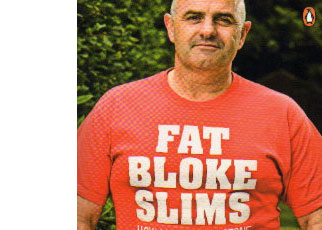 Fat Bloke Slims by Bruce Byron – review