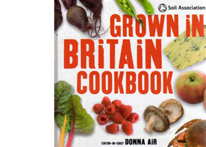 Grown in Britain Cookbook by Carolyn Humphries – review