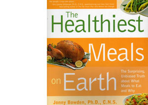 The Healthiest Meals on Earth by Jonny Bowden – review