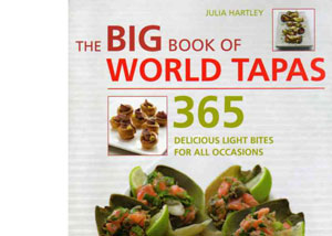 The Big Book of World Tapas by Julia Hartley – review