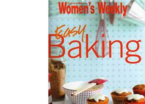 Easy Baking by Australian Women's Weekly – review
