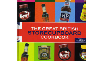 The Great British Storecupboard Cookbook by Paul Hartley – review