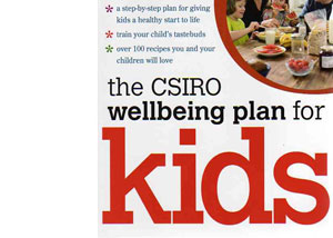 The CSIRO Wellbeing Plan for Kids – cookbook review