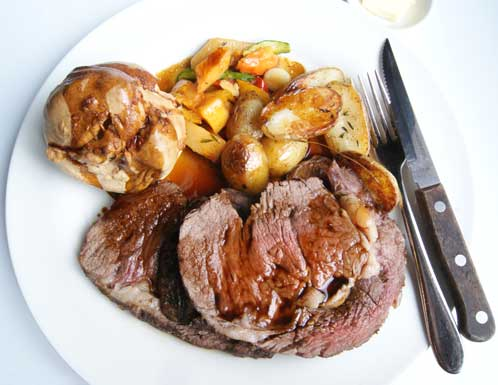 The Albannach – Thoroughly British – restaurant review