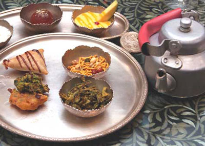 Chai Bazaar at Chor Bizarre – Teatime treats & traditional temptations – review