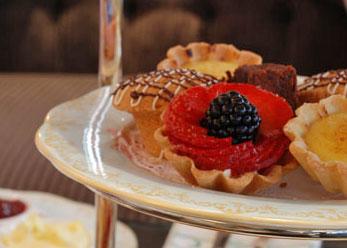 Men's Afternoon Tea at De Ville restaurant – review