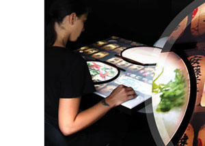 Inamo Techno Restaurant, Soho – review