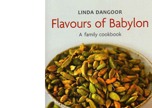 Flavours of Babylon by Linda Dangoor – review