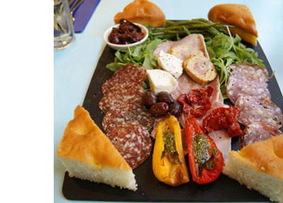 Carluccio's Richmond for Dinner – restaurant review