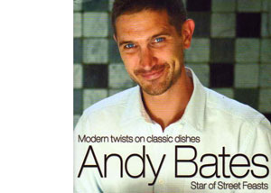 Modern Twists on Classic Dishes by Andy Bates -review