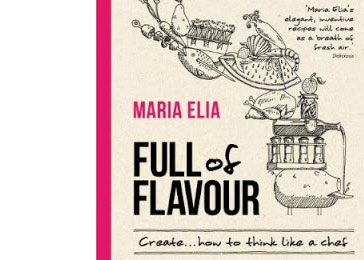 Full of Flavour by Maria Elia – review