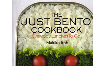 The Just Bento Cookbook by Makiko Itoh – review