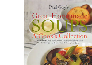 Great Homemade Soups by Paul Gayler – review
