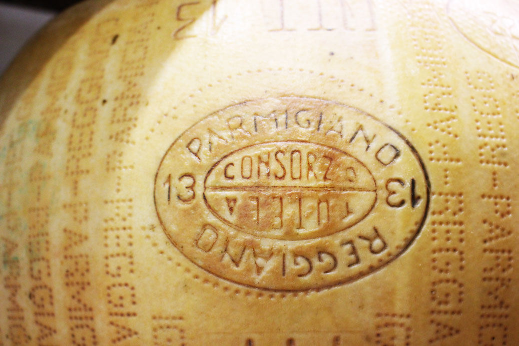 Parmigiano Reggiano – a cracking good cheese – travel review