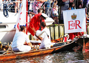 Swan Upping – travel review