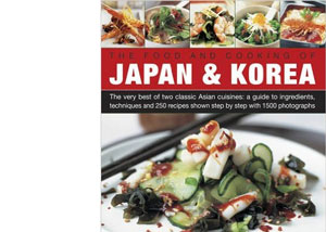 The Food and Cooking of Japan and Korea by Emi Kazuko – review