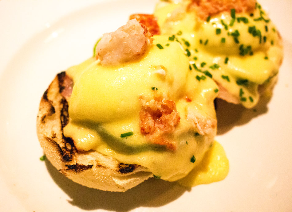 Brunch at Balans Soho Society Kensington High Street – restaurant review