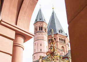 Mainz – arrive by River  – travel review