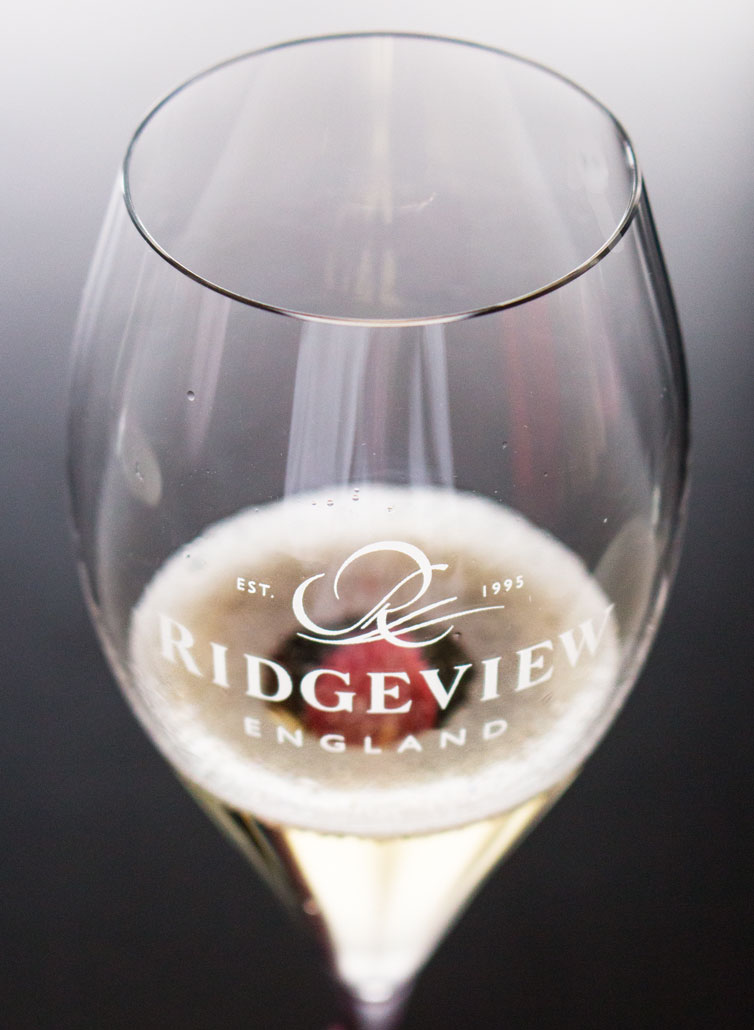 Vineyard Ridgeview glass