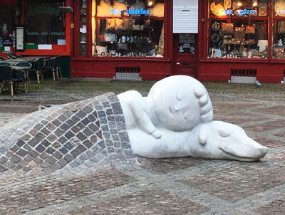 A Dog of Flanders in Antwerp – travel review