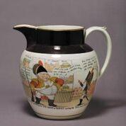 Ceramic jug British museum