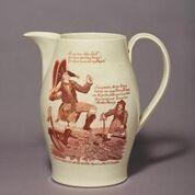 The British Museum Pots with Attitude: British Satire on Ceramics, 1760-1830