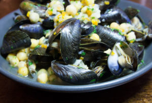 Ember Yard Sunday Mussels